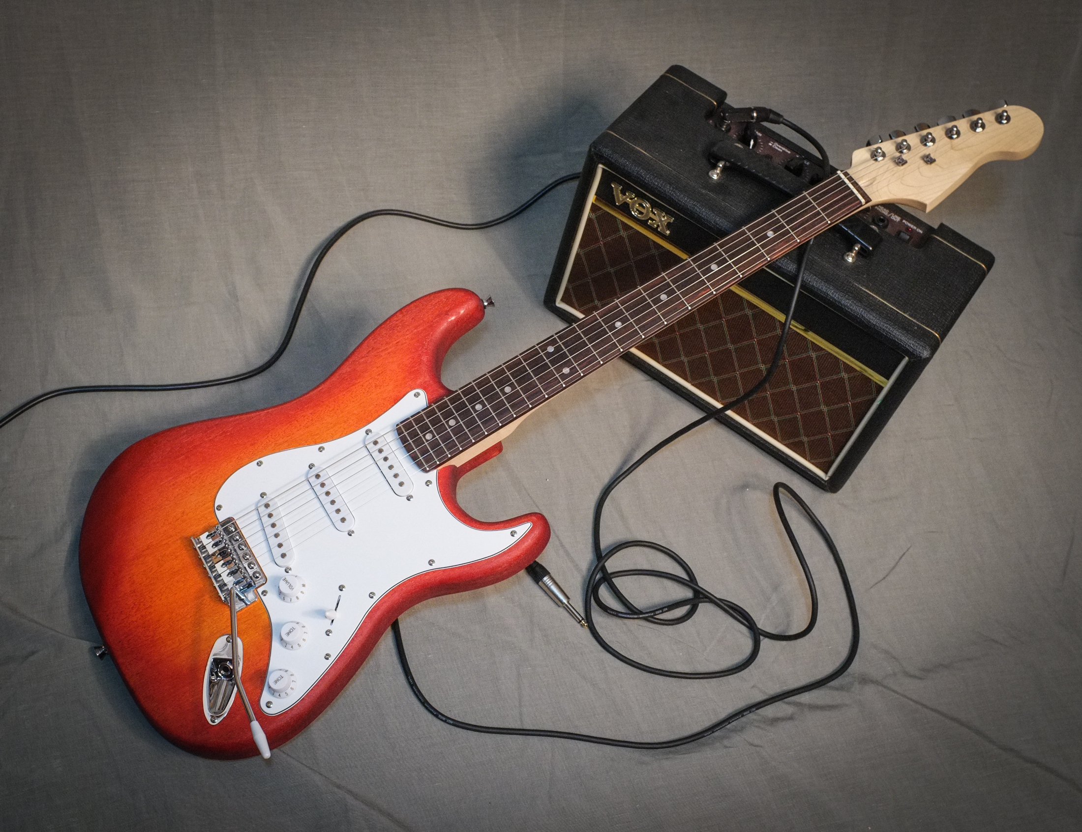 DIY-Projekt – Die eigene Gitarre