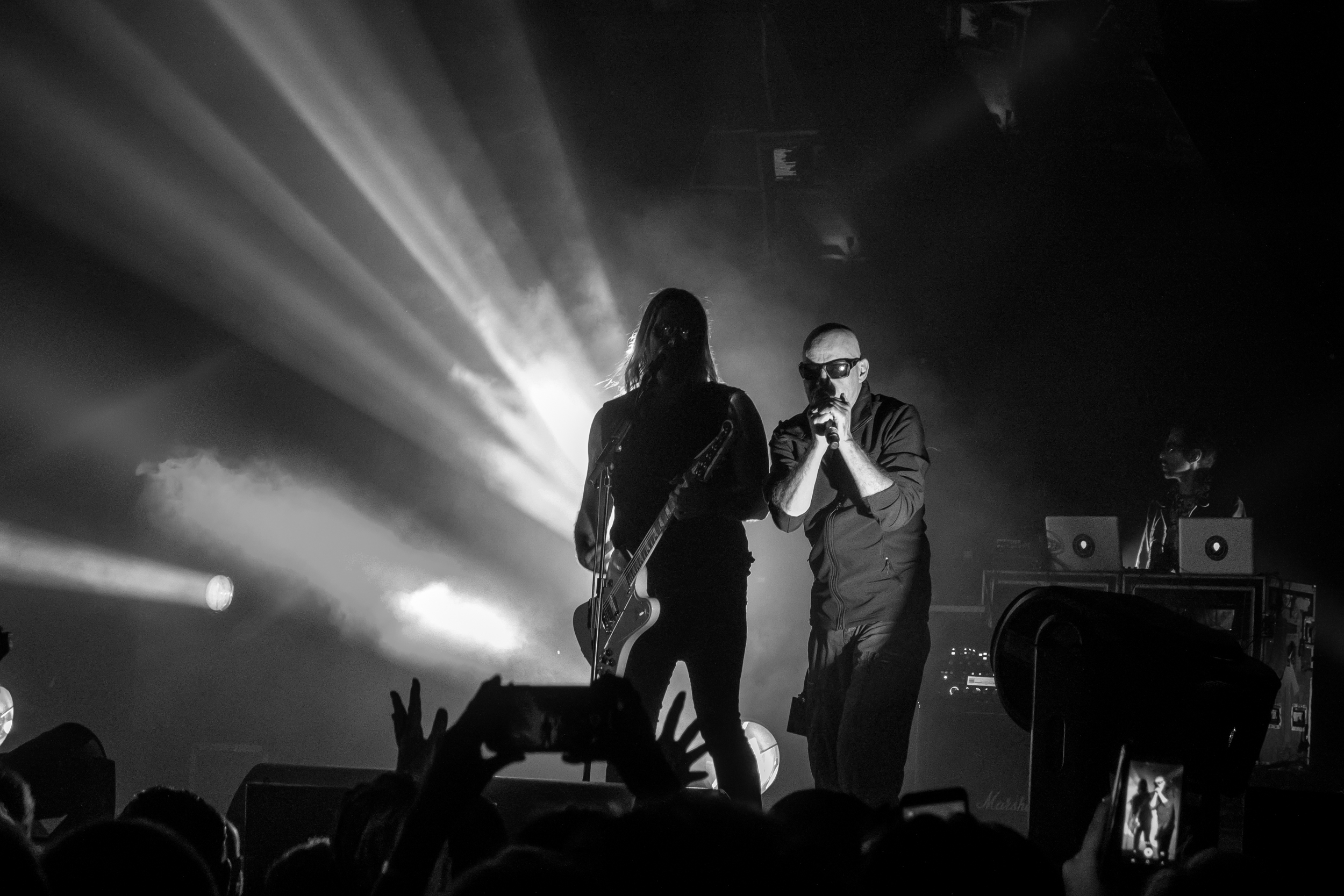 Berlin Part One – The Sisters Of Mercy